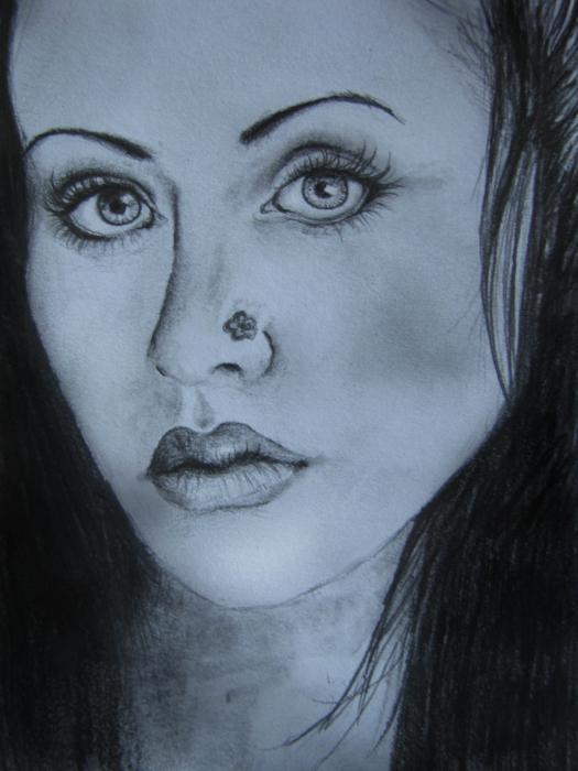 Christina Aguilera by CinderFall